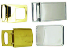 Clamping Ratchet buckle examples