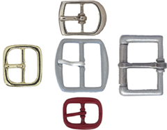 Hat or Cap prong buckle adjusters