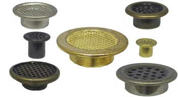 Examples of Ventilator Eyelets