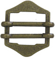 7306 adjustable slider buckles