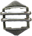 7307 adjustable slider buckles
